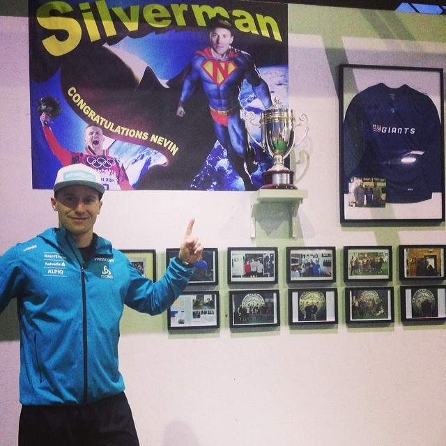 Made it to the @getelitetraining Wall of Fame! Yeah, I am back in training mode! Looking forward to be back on snow this week...
