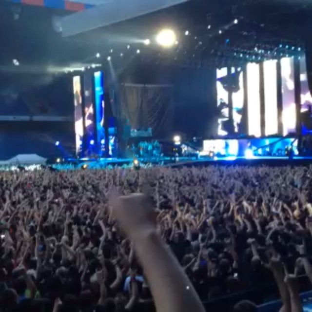 Metallica by request @Basel