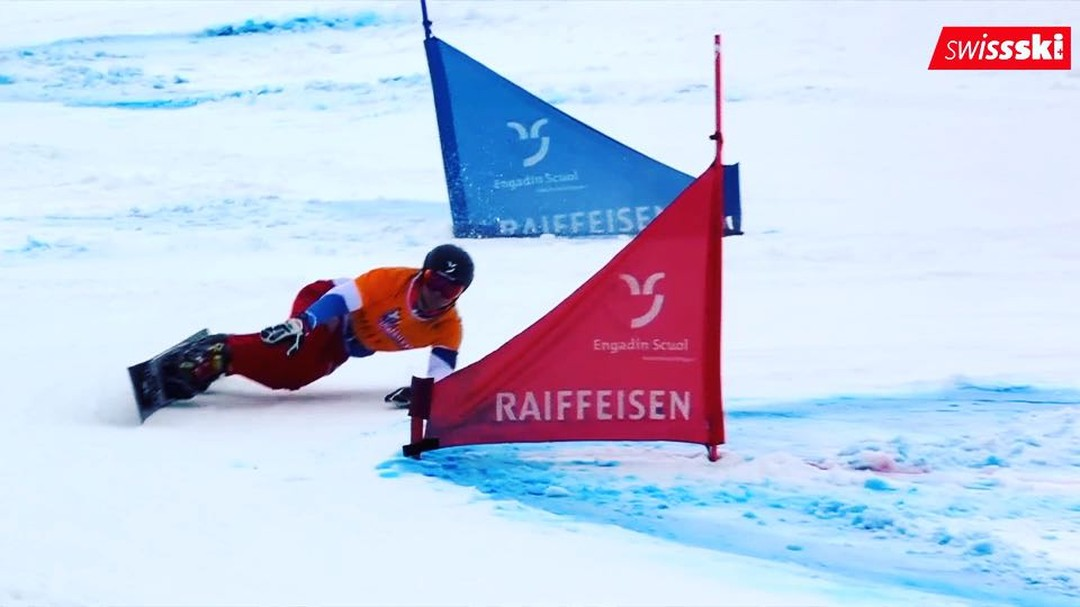 Cool highlight reel from last weekends Worldcup in @engadinscuol  Congrats also to @ladinajenny for the podium 🏼