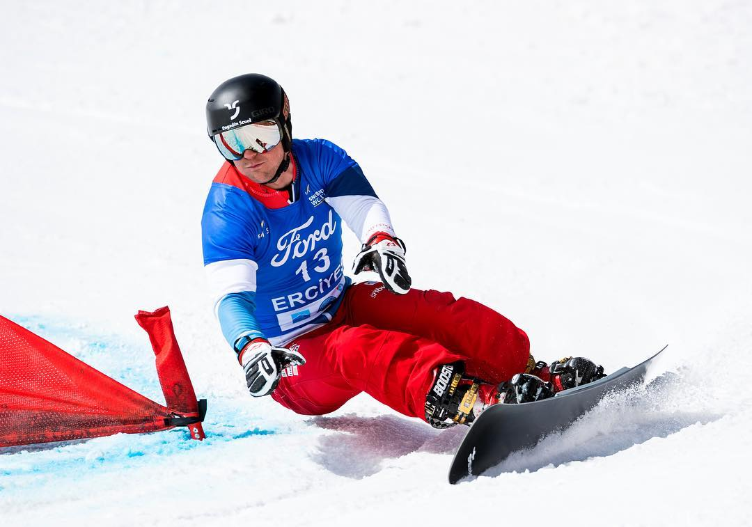 Rank 19 @snowboardworldcupturkey - I felt sick going into the day, I tried to focus even harder but the engine was not on 100%. I need some rest to be ready for the last two worldcups. : @mihamatavz