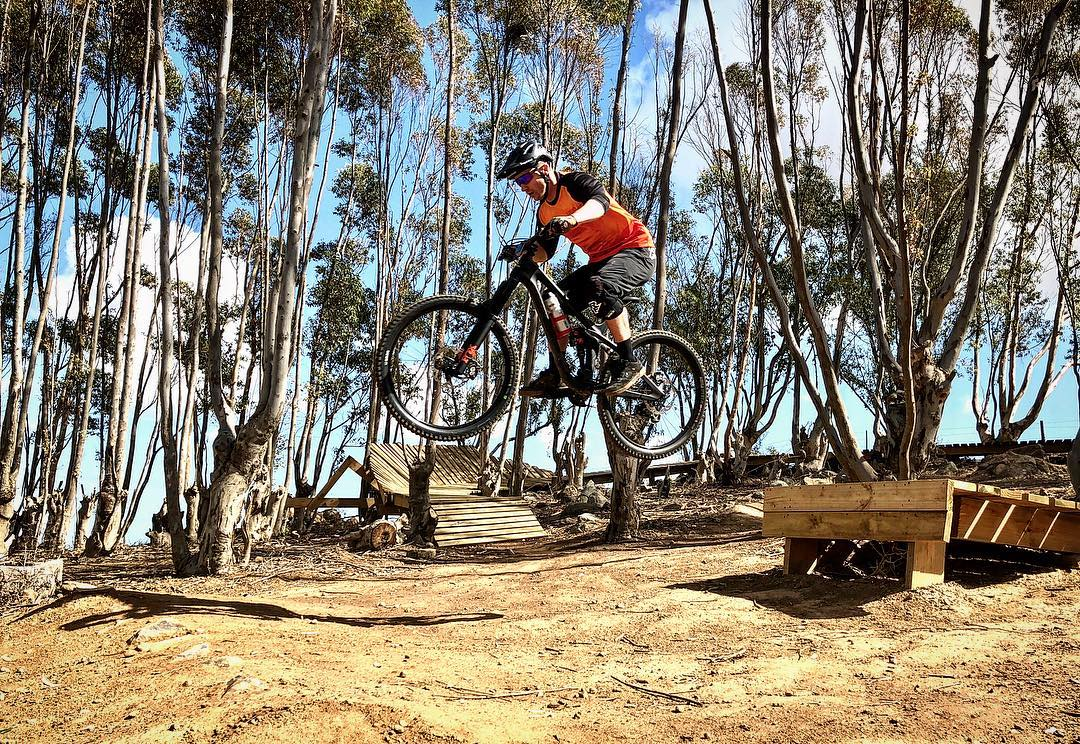 One of many many jumps in Hoogekraal!