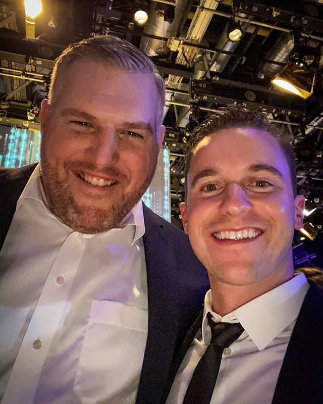The King 👑 Gratulation @chrigustuckioffiziell zum Sportler des Jahres 2019! . . . @srfsport #sportsawards #srfsportsawards