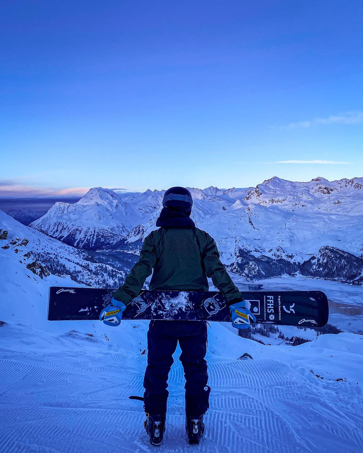 Every snowboard moment is my best moment  . Share your own best moment with the hashtag: . . .